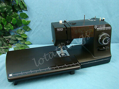 Heavy Duty Toyota Sewing Machine For Sewing Upholstery, Vinyl, Leather, Canvas +