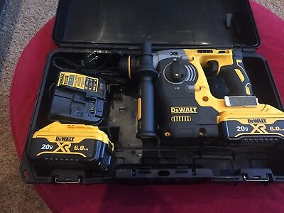Dewalt DCH273 Hammer Drill - Free Shipping!!  No Reserve!!  #30