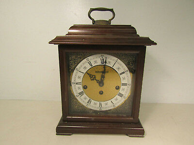 Hamilton Westminster Chime Mantle Clock 340-020