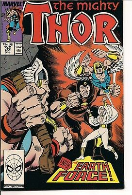 The Mighty Thor #395 by Marvel Comics