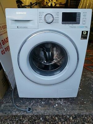 Samsung A+++ 9kg Ecobubble Washing Machine - Spares or Repairs