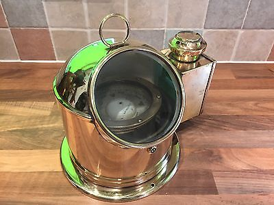 Original Vintage Sestral Ships Binnacle Compass Maritime Marine Nautical Boat