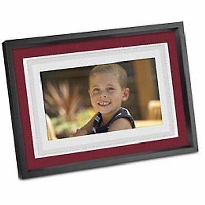 "Kodak EasyShare P820 8"" Digital Picture Frame 2 SD Card Slot = MAX Photo Display"