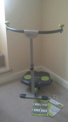 Twist & Shape exerciser/cross trainer. New condition£119.99 rrp