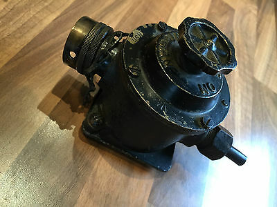 Royal Navy Ships Engine Room/Deck Switch Maritime Marine Nautical Boat