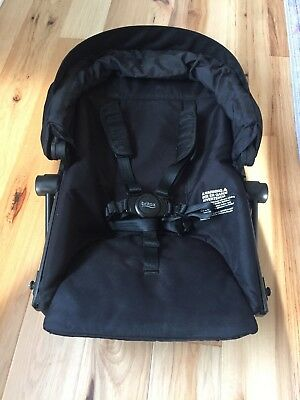 Britax B-Ready Second Seat, Black  2017