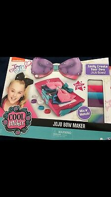 Jojo Jo Jo Bow Maker Toys R Us Exclusive Sold Out HTF New