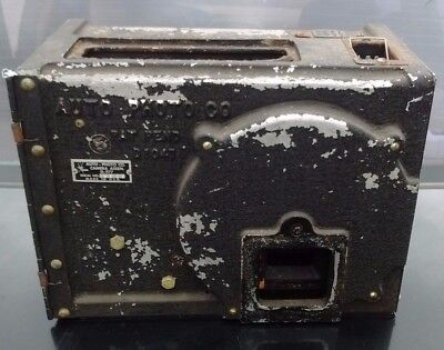 Vintage photo booth camera (Auto Photo Co.)