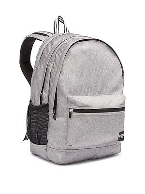 Victoria's Secret Pink Light Heather Bling Campus Backpack  LAST ONE!!