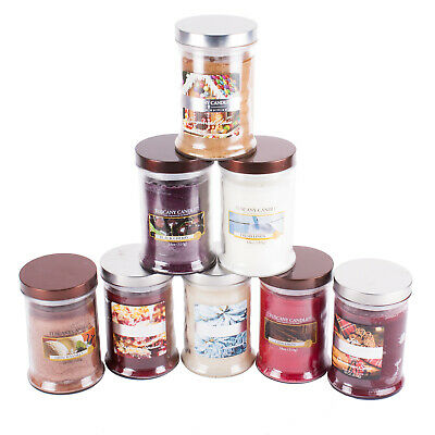 Tuscany Candles Huge Range Various Scents Festive Candles Different Sizes Home