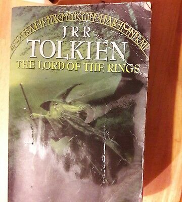 The Lord of the Rings -  Book, one volume Edition