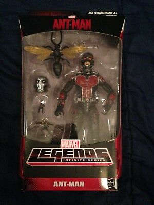 marvel legends Ant man mint new in box Ultron baf