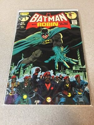 Batman - 230 - March 1971 Dc