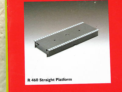 HORNBY #R460 OO scale STRAIGHT PLATFORM SECTIONS X 6 New in box