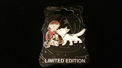 Disney D23 Mickeys of Glendale WDI Dog Pin LE 250 Penny and Bolt