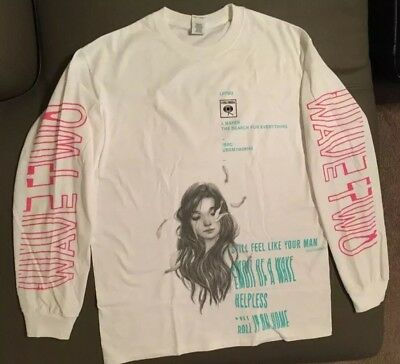 THE SEARCH FOR EVERYTHING WAVE TWO - NEW John Mayer Long Sleeve Shirt Large