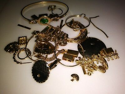 Gold Plated Jewelry  Scrap or Not!