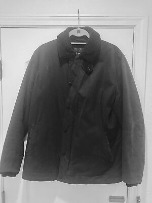 Barbour Steve Mcqueen Wax Coat Jacket Hurricane MWX0563NY51 Large
