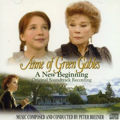 ANNE OF GREEN GABLES: A NEW BEGINNING / Peter Breiner CD OST