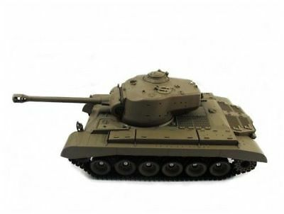 NEWEST 2.4G Henglong 1:16 R/C S&S M26 Pershing Tank