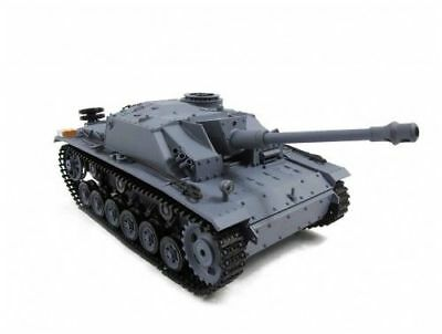 NEWEST 2.4G Heng Long Stug III Tank(Super 2.4G Version)