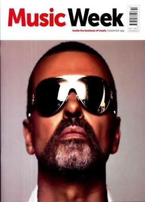 George Michael+Tribute+Music Week+Magazine+Promo+Listen Without Prejudice+Wham!