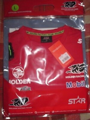 Holden Racing Team T-Shirt Size Large New With Tag