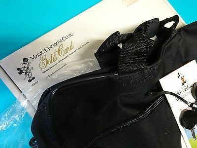 Disney collectable cool black bag