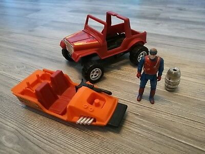 M.A.S.K. Gator, Dusty Hayes, Mask Kenner 1985