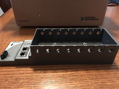 NI 9144 8-Slot Chassis For C Series Modules