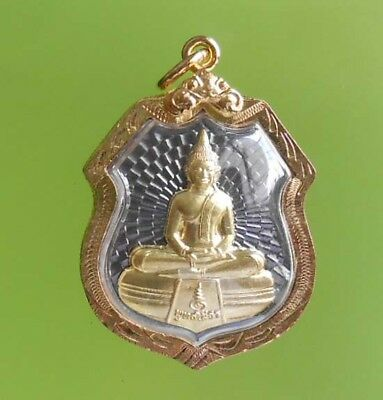 BEAUTIFUL THAI BUDDHA AMULET LP SOTHORN No.390 VERY REAL RARE !!!