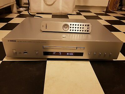 Yamaha CD-S700 CD-Player Top Zustand
