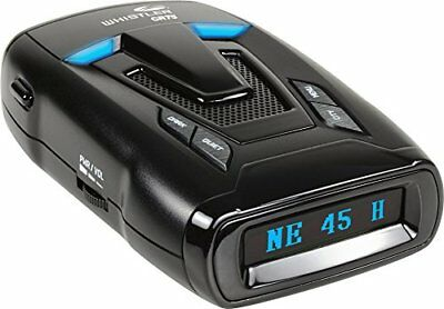 Laser Radar Detector High Performance 360 Degree Protection Voice Alerts Com...