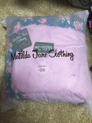 MATILDA JANE  Wrap Me Up Blanket Throw NWT In Hand Make Believe Christmas