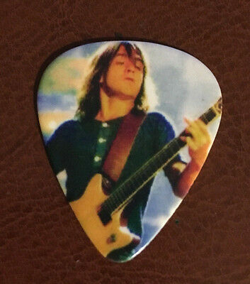 AC/DC Malcolm Young 2008 Black Ice Tour Guitar Pick