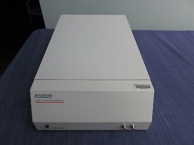 Precision Detectors PD2020 Light Scattering Detector Model PD2222
