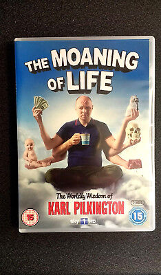 The Moaning of Life Complete Series 1 DVD 2-Disc Set Region 2 & 4 PAL
