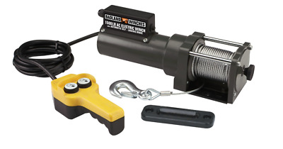 1500 LB  CAPACITY 120 Volt AC Electric Winch - $174 99