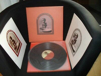 George Harrison Concert for Bangladesh 3 LP Box with 64 S. Booklet Japan MINT