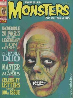 FAMOUS MONSTERS x 65 magazine collection
