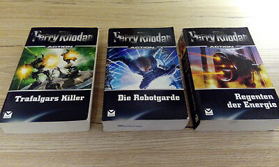 Perry Rhodan Action Band 1-3