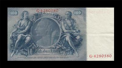 1935 Germany 100 Reichsmark Berlin (( Ef+ ))