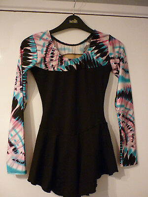 womens Ice skating  Dress By Motionwear size Small Excellent Condition