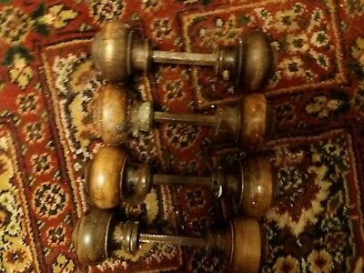 Victorian door knobs