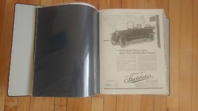 Rare Studebaker, Reo, More C.1900's To 1960's Advertising Collection 300 Pieces!