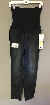 Nwt Two Hearts Maternity Jean Size Small Secret Fit Belly Destination Motherhood