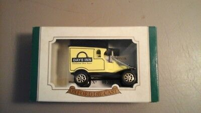 "Collectable Oxford Die Cast ""Days Inn"" truck"