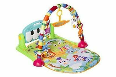 Baby Gym Floor Play Mat Activity Center Fisher Price Kick and Play Piano Toy NEW