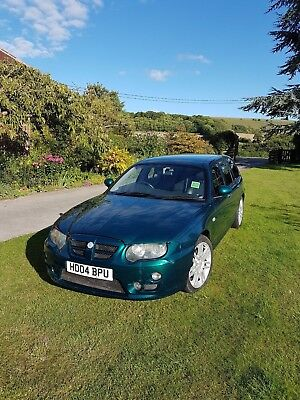 Mg ZT-T. Low miles. 82k. 80th Anniversary Bmw diesel. Auto. 2004. Touring.