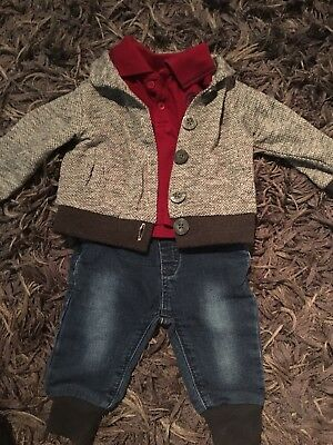 Firetrap Baby Boy Outfit